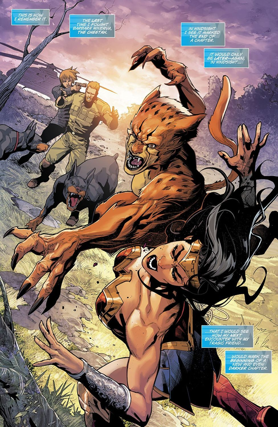 Wonder Woman Vol. 8: The Dark Gods - 3