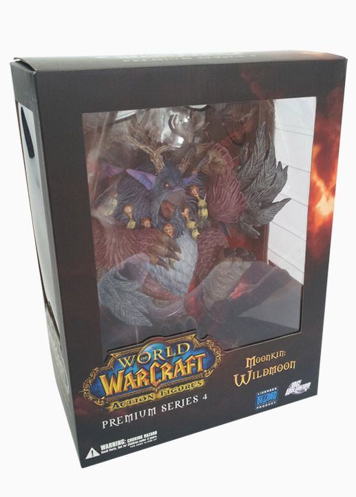 World of Warcraft Premium Series 4 Moonkin - 1