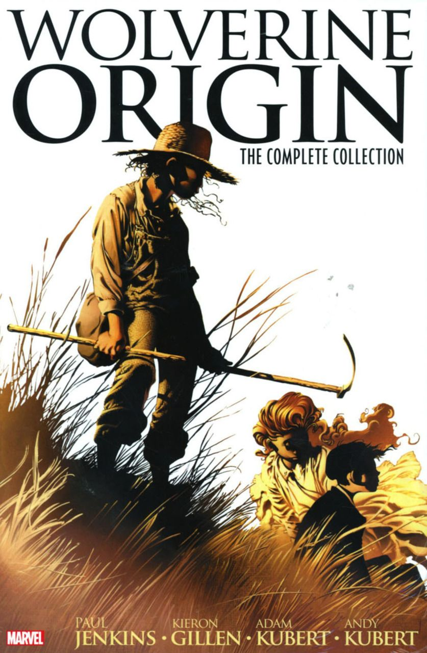 Wolverine: Origin - The Complete Collection - 1
