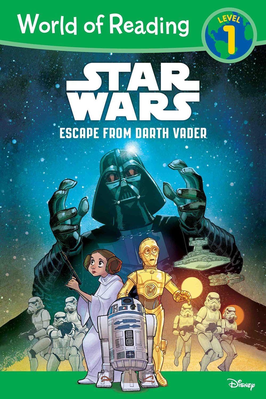 World of Reading Star Wars Boxed Set - Level 1 - 5
