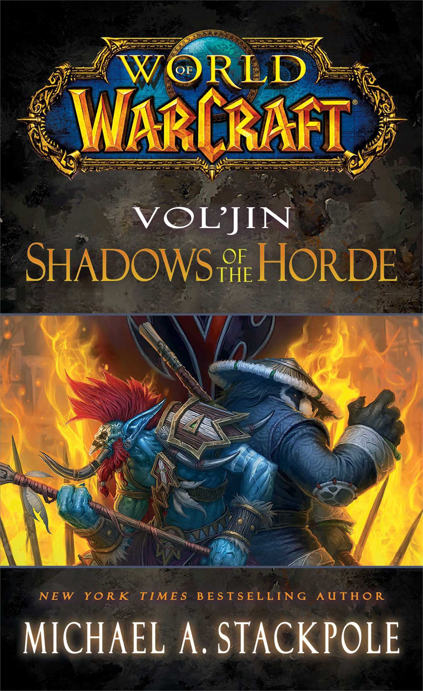 World of Warcraft. Vol'jin: Shadows of the Horde - 1