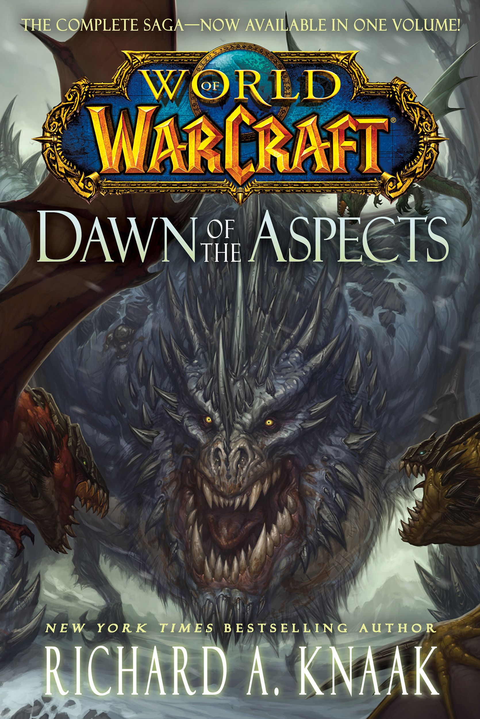 World of Warcraft: Dawn of the Aspects - 1