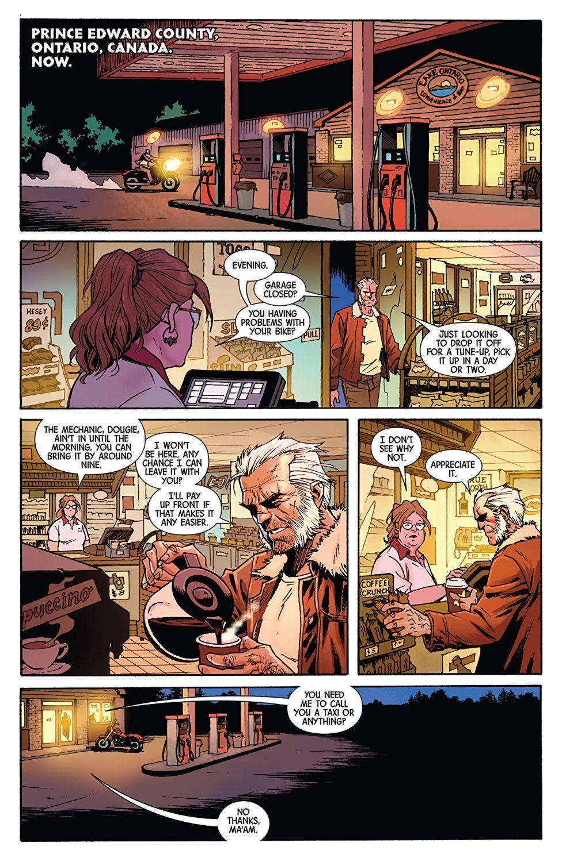 Wolverine Old Man Logan Vol. 10-3 - 4