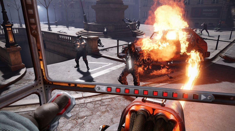 Wolfenstein: Cyberpilot VR (PS4 VR) - 4