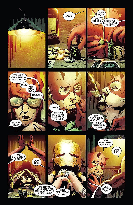 Wolverine Old Man Logan, Vol. 0: Warzones! - 2