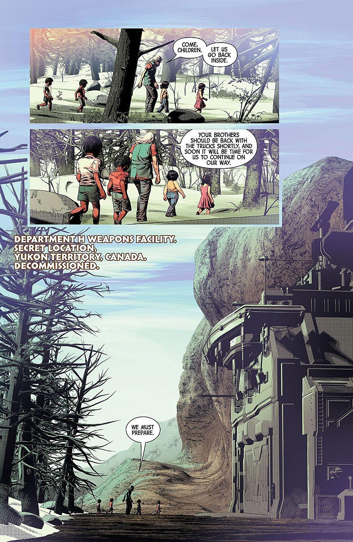 Wolverine Old Man Logan, Vol. 6: Days of Anger - 4