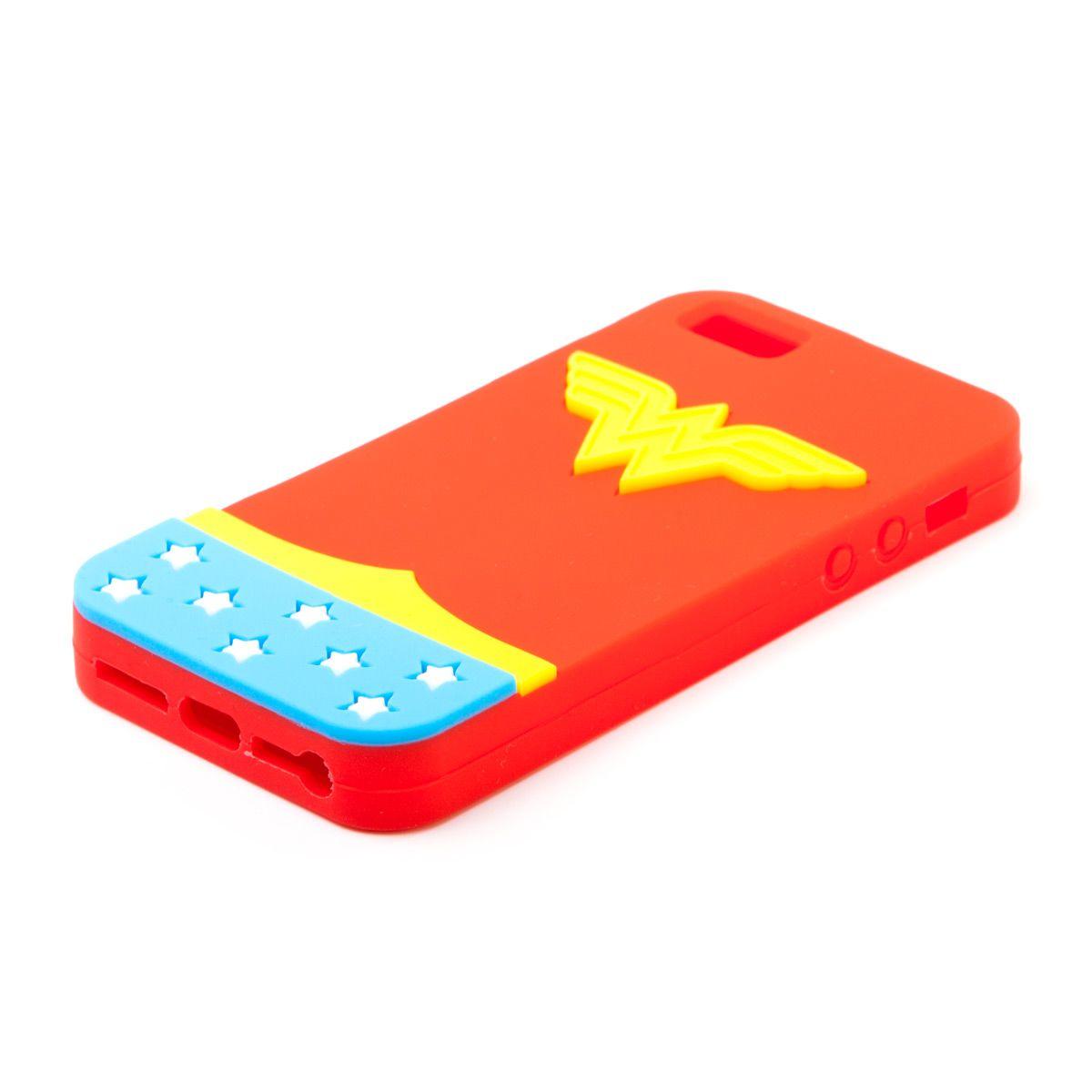 Калъф Wonder Woman за iPhone 5 - 4