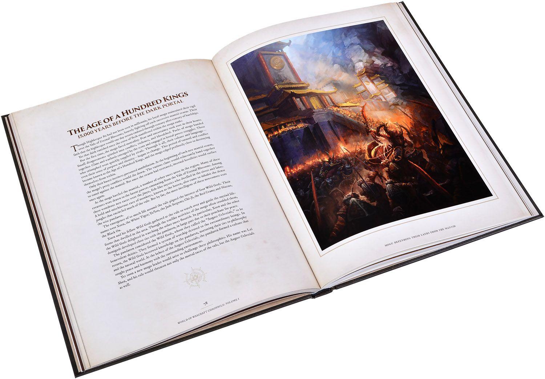 World of Warcraft Chronicle: Volume 1 - 5