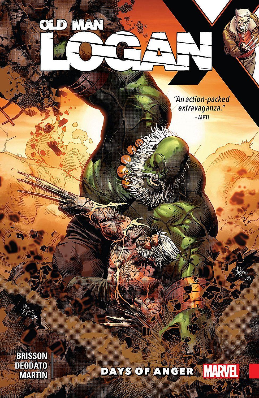 Wolverine Old Man Logan, Vol. 6: Days of Anger - 1