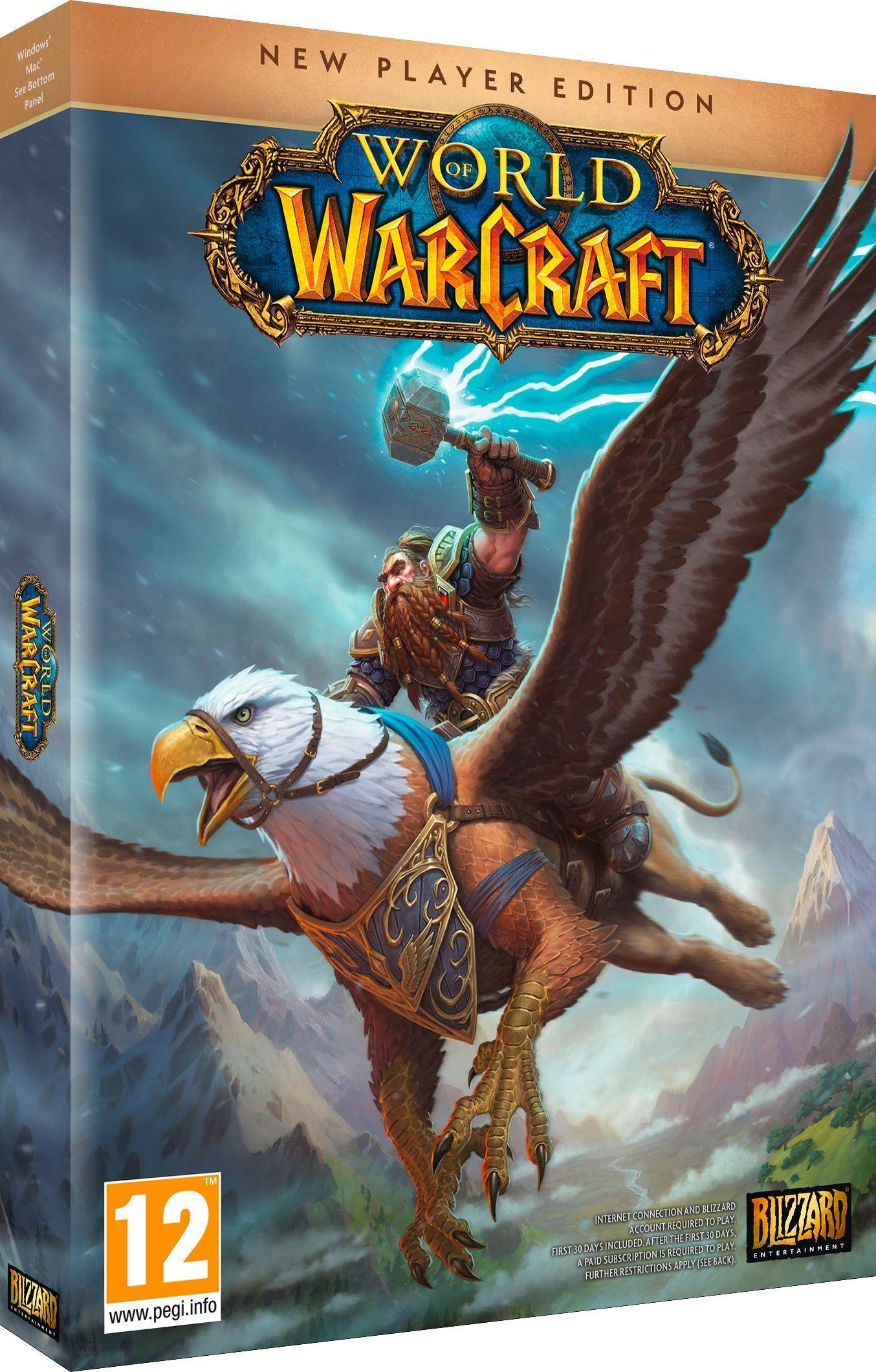 World of Warcraft Battlechest - New Player Edition (PC) - 1