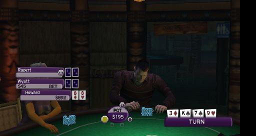 World Championship Poker 2 (PSP) - 2