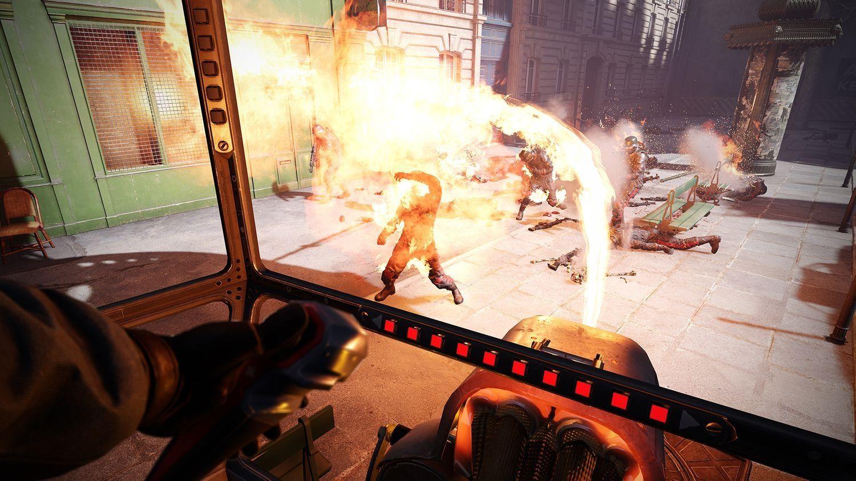 Wolfenstein: Cyberpilot VR (PS4 VR) - 3