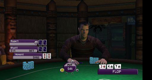 World Championship Poker 2 (PSP) - 11