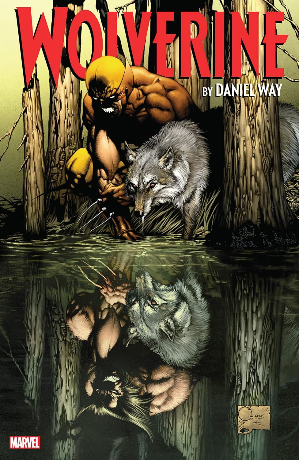 Wolverine by Daniel Way: The Complete Collection Vol. 1 - 1