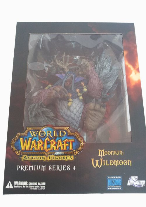 World of Warcraft Premium Series 4 Moonkin - 3
