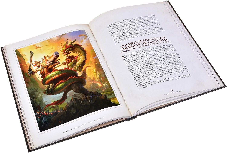 World of Warcraft Chronicle: Volume 1 - 4