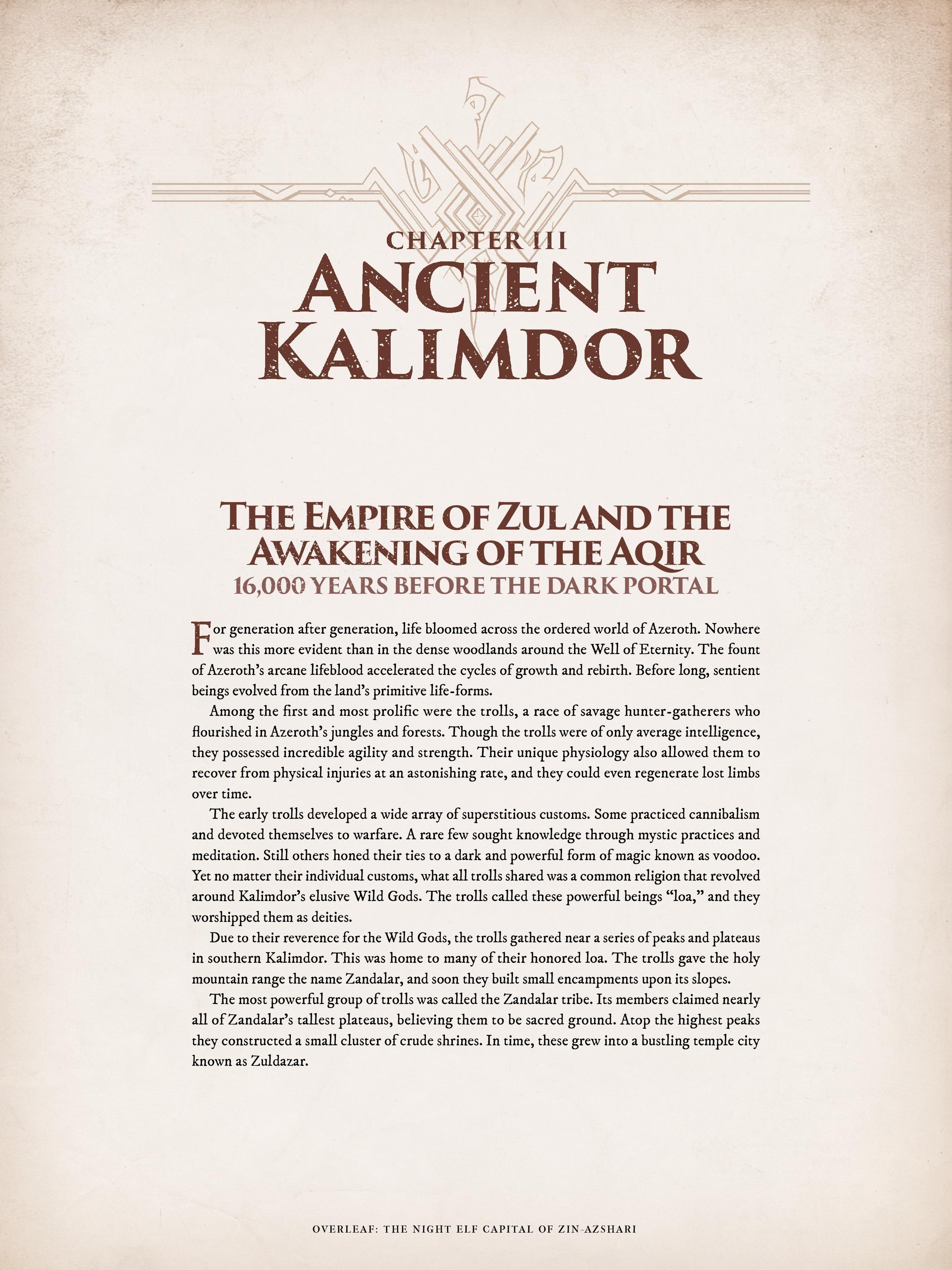 World of Warcraft Chronicle: Volume 1 - 24