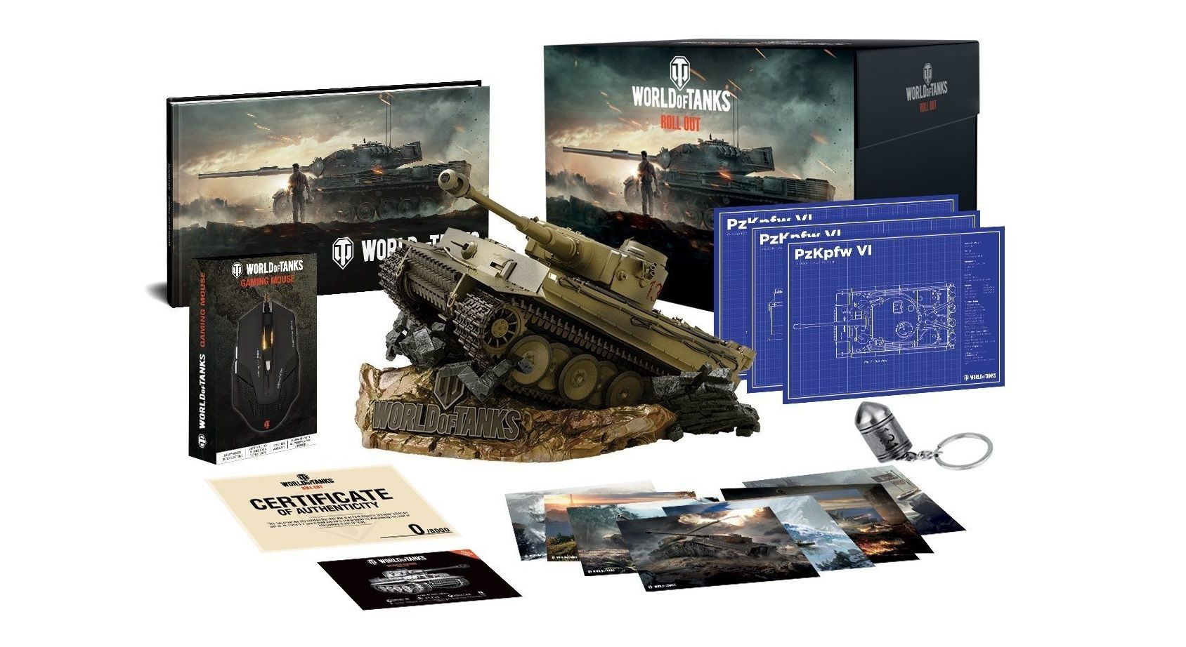 World of Tanks Collector's Edition (PC, PS4, Xbox One) - 3