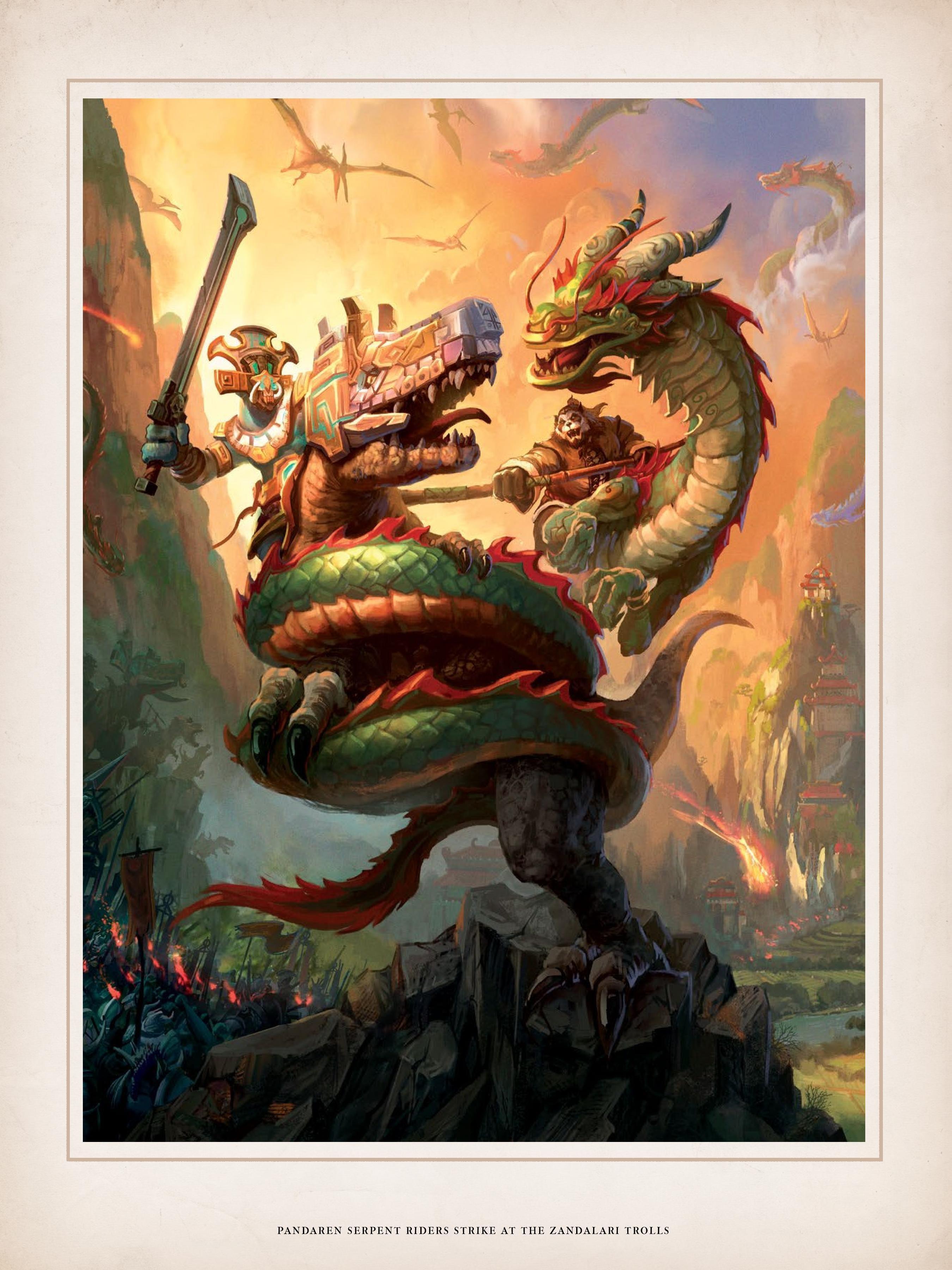 World of Warcraft Chronicle: Volume 1 - 16
