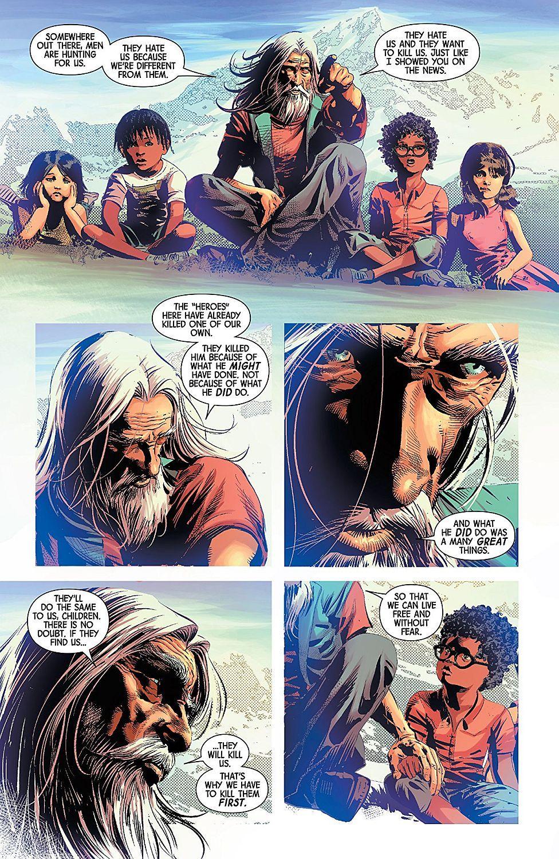 Wolverine Old Man Logan, Vol. 6: Days of Anger - 3