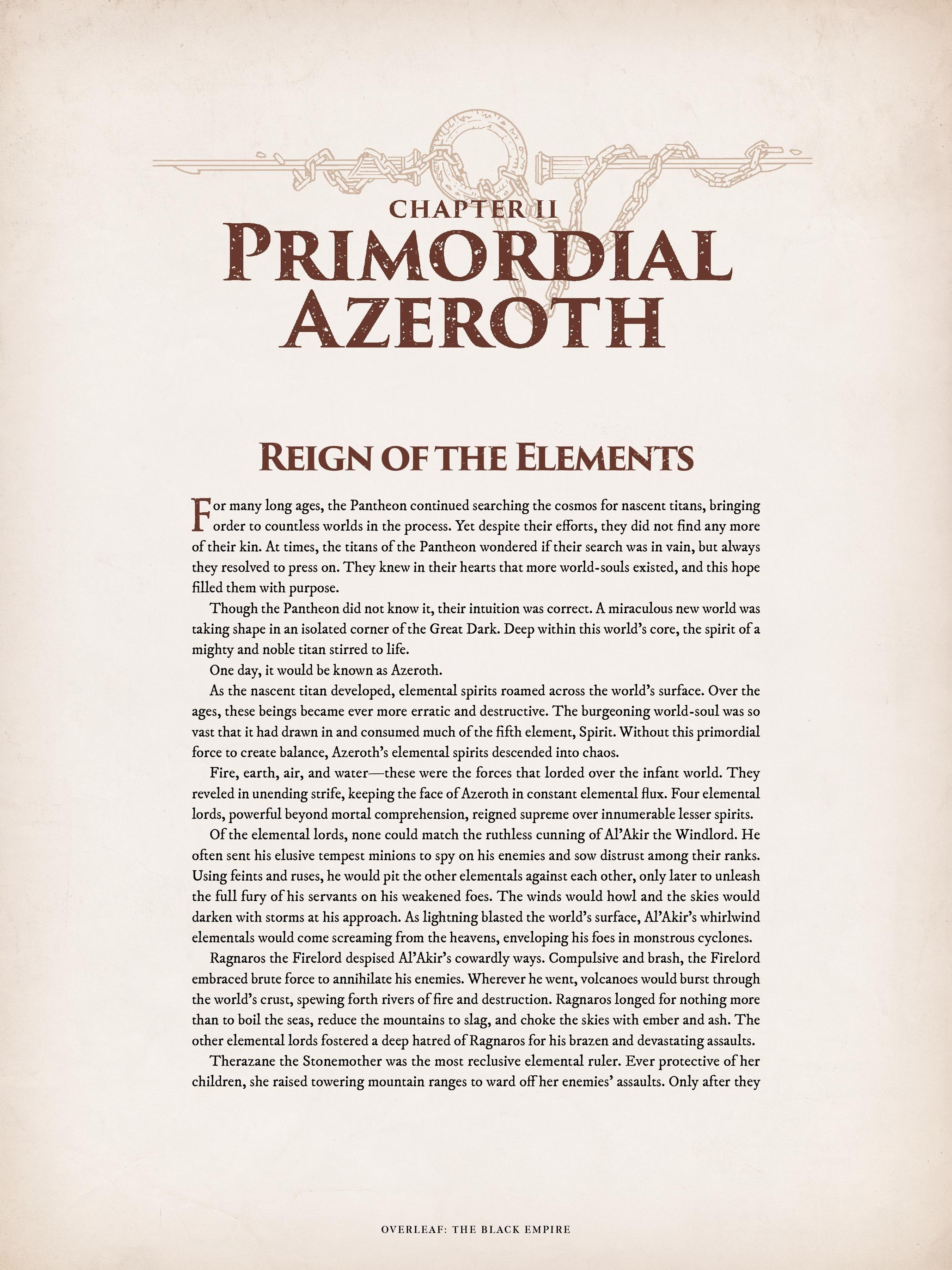 World of Warcraft Chronicle: Volume 1 - 21