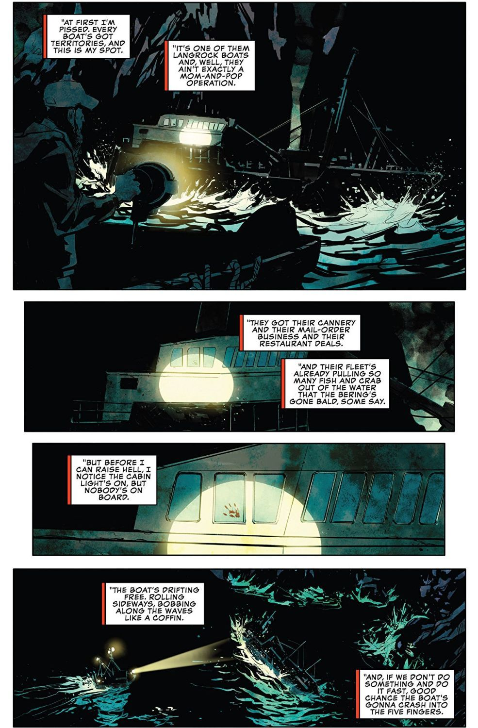 Wolverine The Long Night - 4