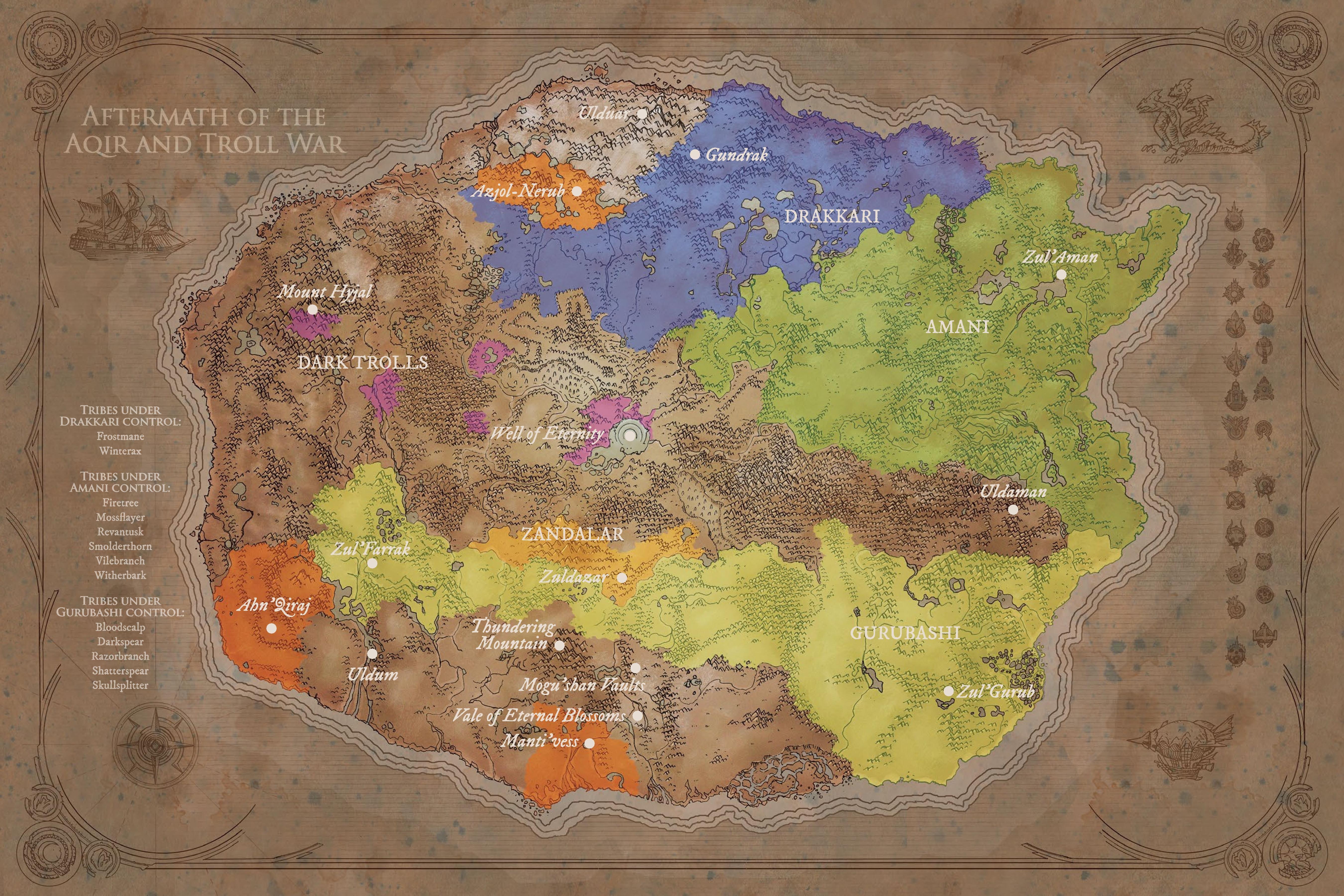 World of Warcraft Chronicle: Volume 1 - 14