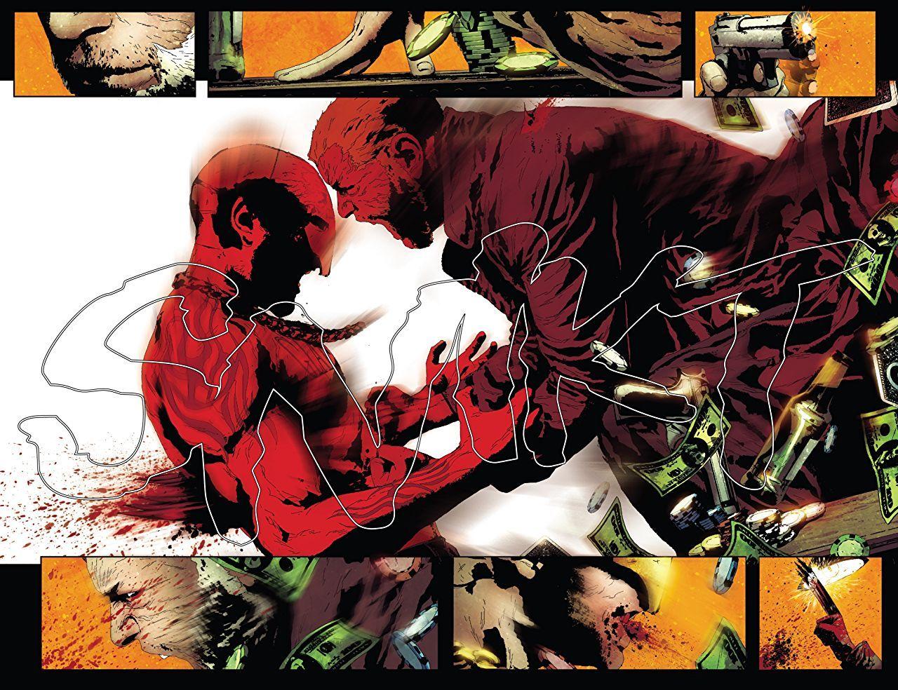 Wolverine Old Man Logan, Vol. 0: Warzones! - 4