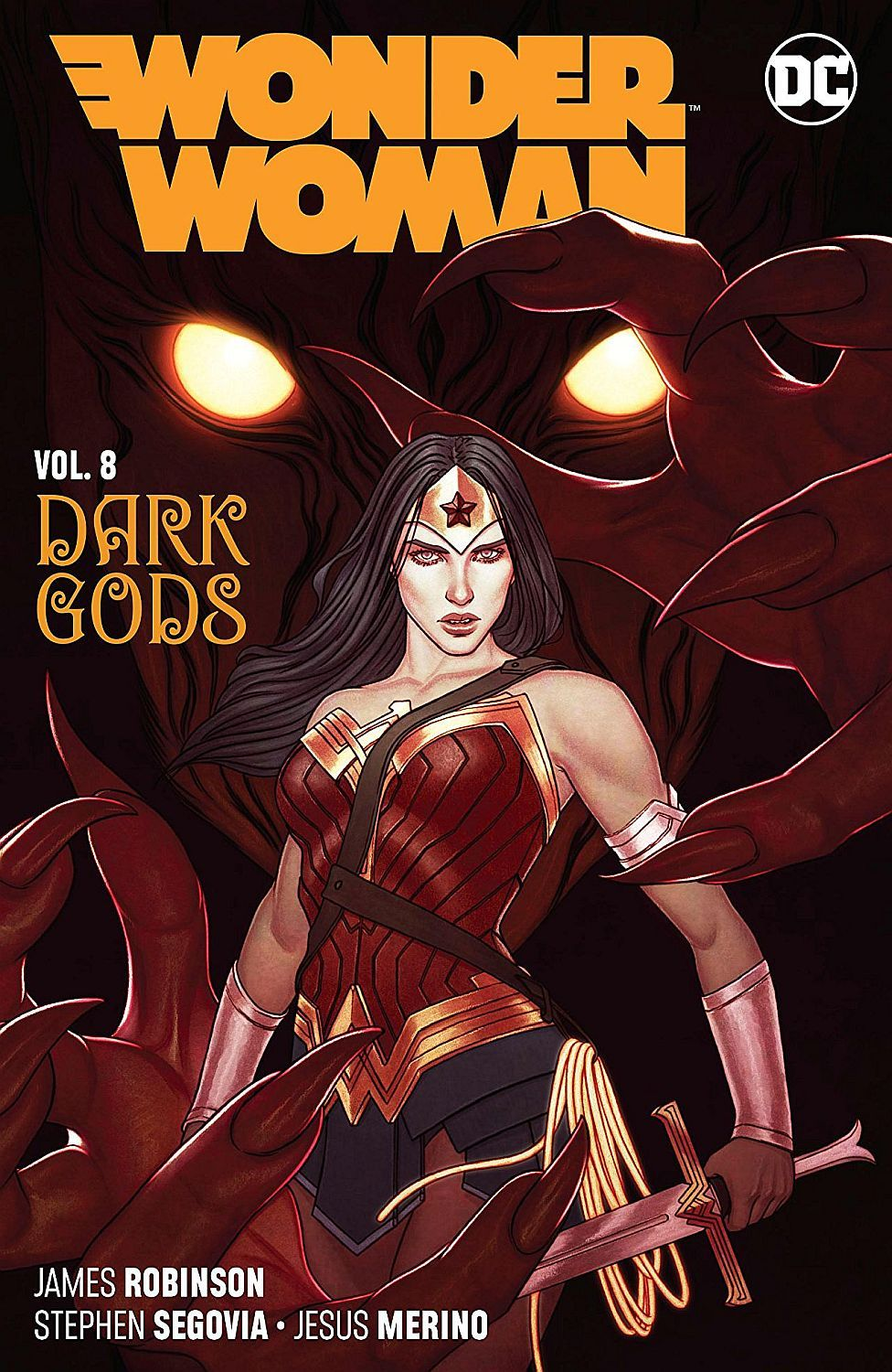 Wonder Woman Vol. 8: The Dark Gods - 1