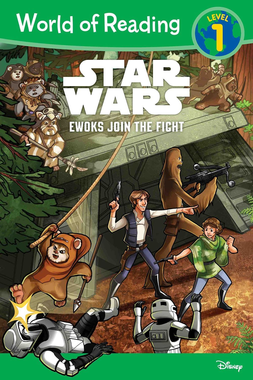 World of Reading Star Wars Boxed Set - Level 1 - 6