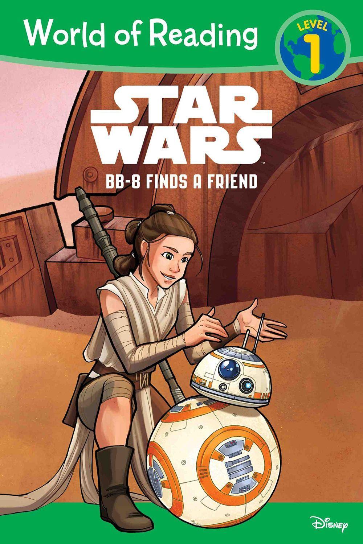 World of Reading Star Wars Boxed Set - Level 1 - 3