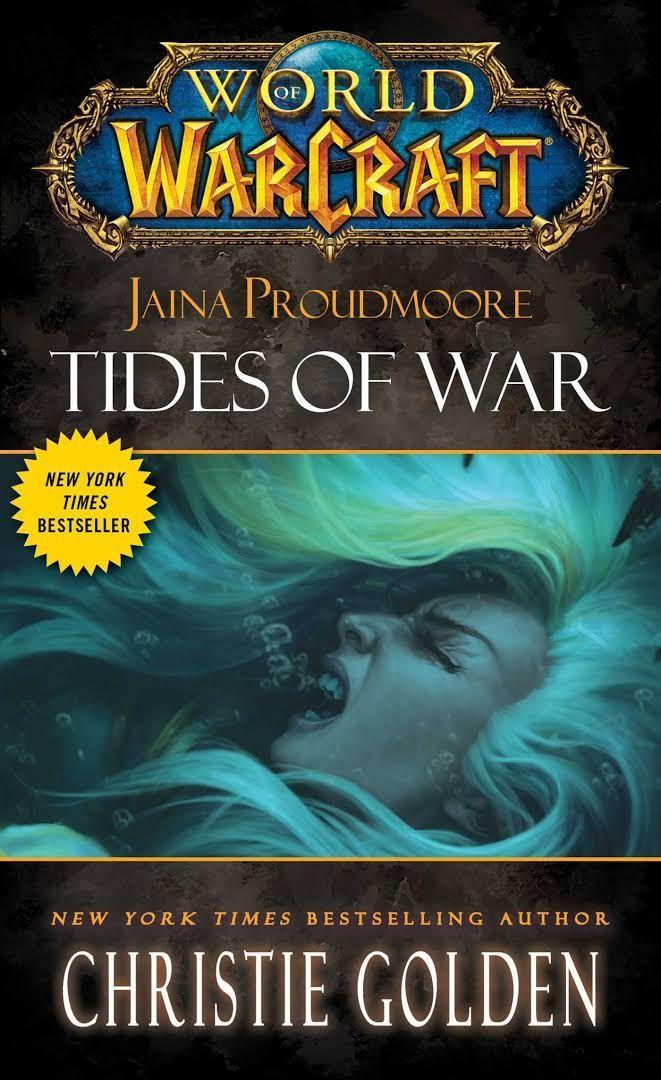 World of Warcraft: Jaina Proudmoore. Tides of War (Mists of Pandaria) - 1