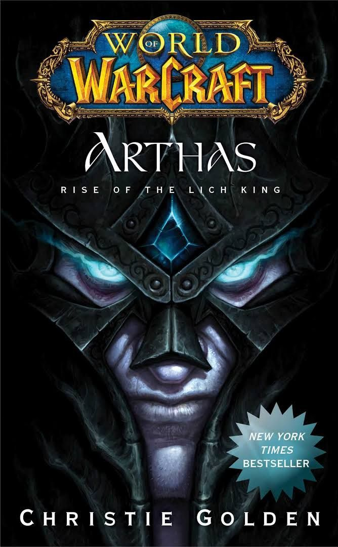 World of Warcraft: Arthas. Rise of the Lich King - 1