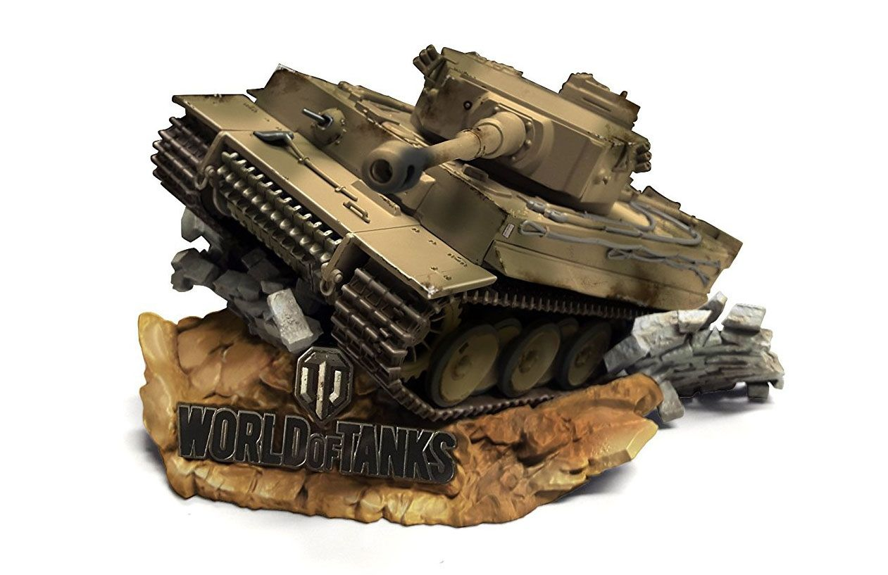 World of Tanks Collector's Edition (PC, PS4, Xbox One) - 6