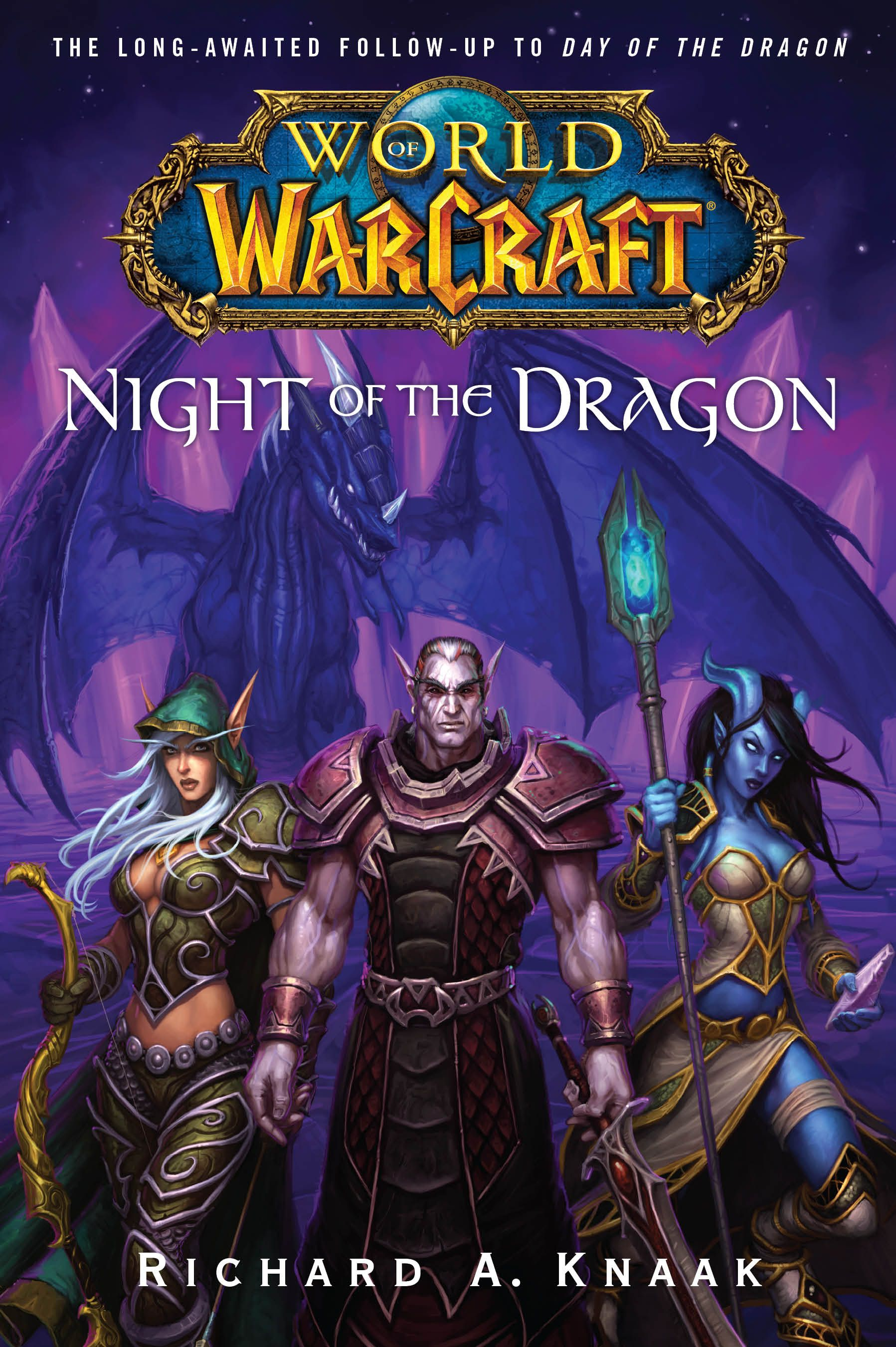 World of Warcraft: Night of The Dragon - 1