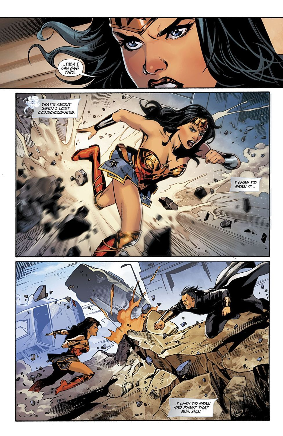 Wonder Woman Vol. 7: Amazons Attacked-5 - 7