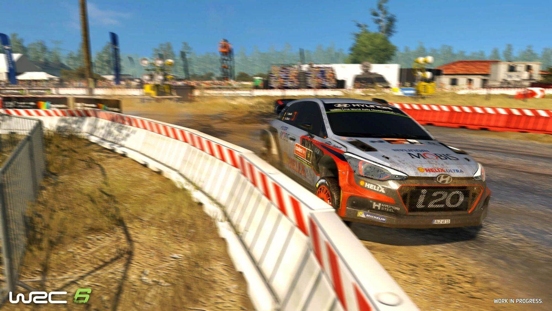 WRC 6 (Xbox One) - 9