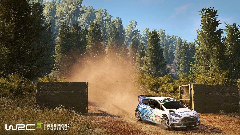 WRC 5 Esport Edition (PS4) - 4