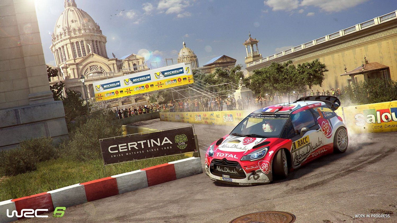 WRC 6 (Xbox One) - 5