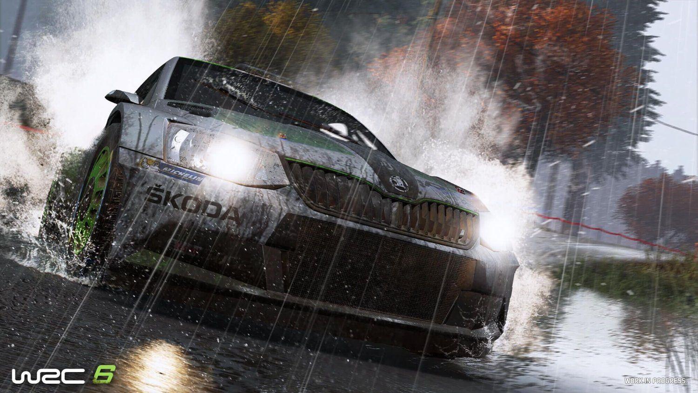 WRC 6 (Xbox One) - 3