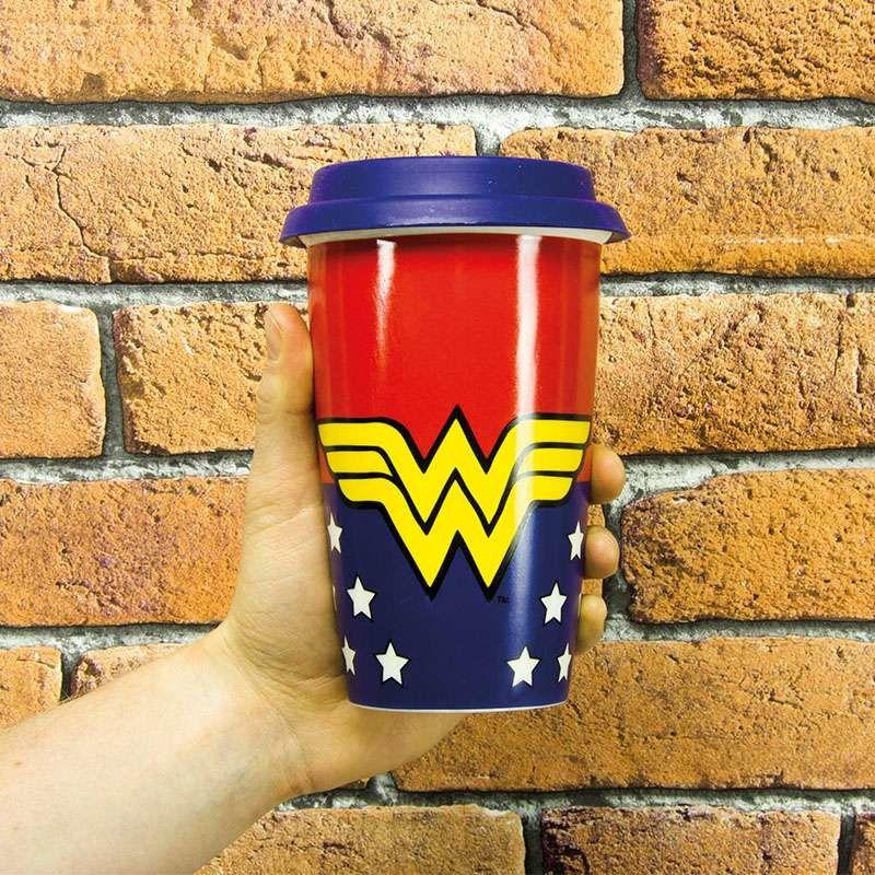 Чаша за път Paladone - Wonder Woman  - 2