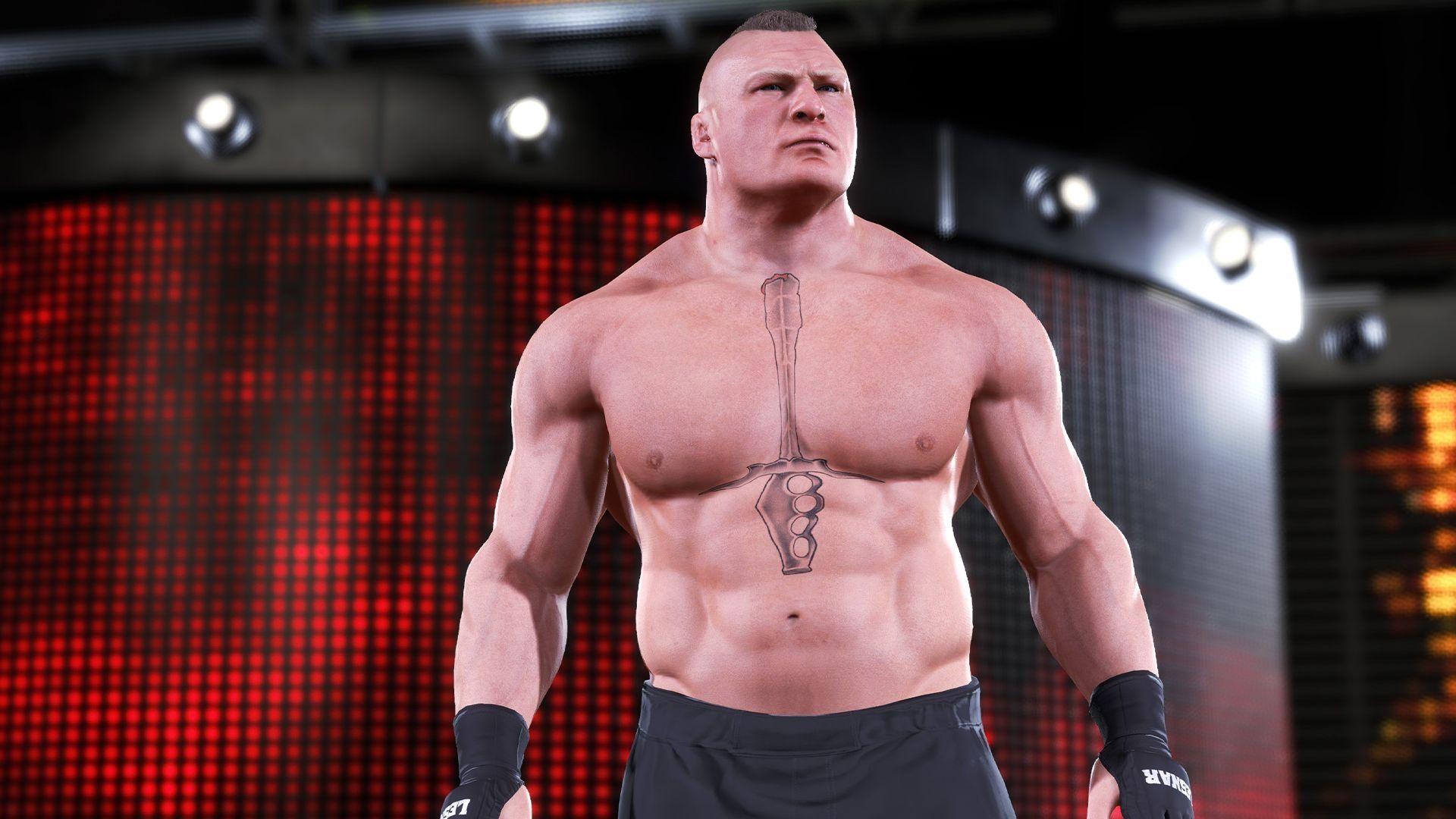 WWE 2K20 (PS4) - 4