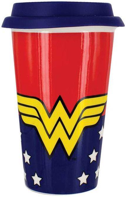 Чаша за път Paladone - Wonder Woman  - 1