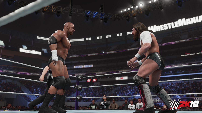 WWE 2K19 (PS4) + Бонус - 5