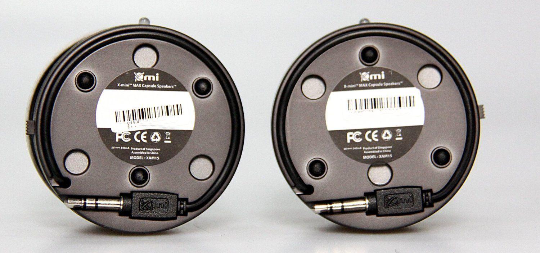 Мини колонка X-mini MAX - сива - 3
