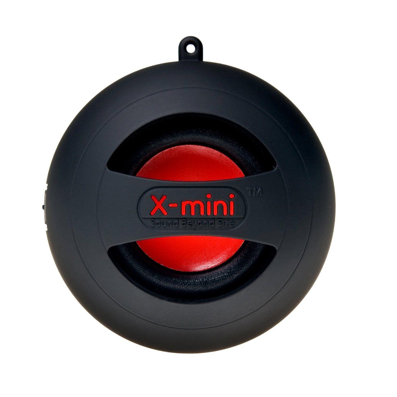 Мини колонка X-mini II - черна - 5