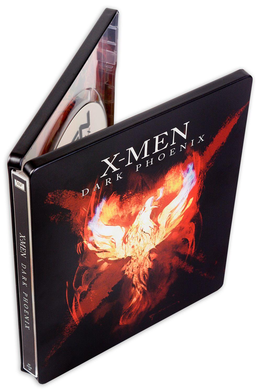 Х-Мен: Тъмния феникс Steelbook (Blu-Ray) - 7