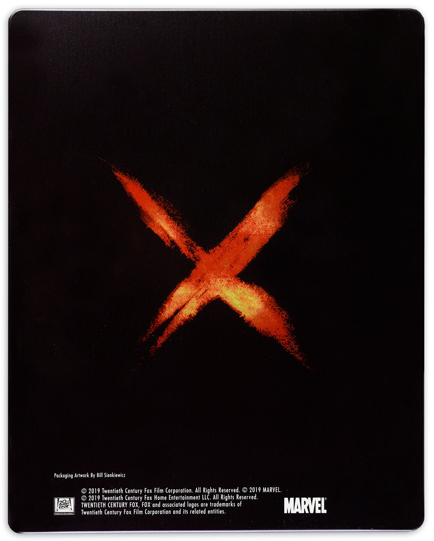 Х-Мен: Тъмния феникс Steelbook (Blu-Ray) - 3