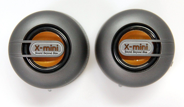 Мини колонка X-mini MAX - сива - 5