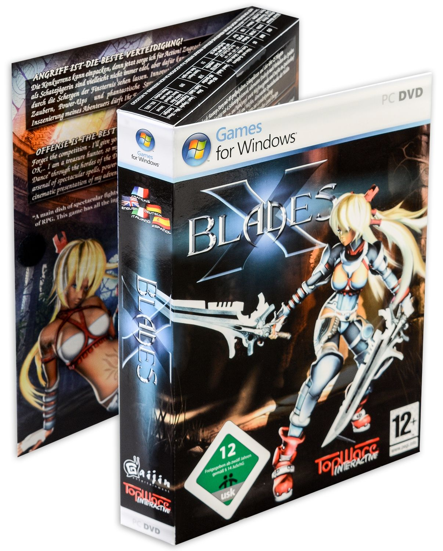 X-Blades (PC) - 3